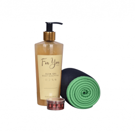 For You Gold Slim Jel Set ( 250ml Jel + Mezura + Termal Kemer )